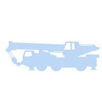 hydraulische drehdurchführung für Kräne und Hebevorrichtungen